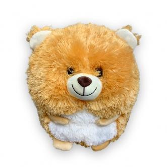 Игрушка «Медведь Круглик» 30 см